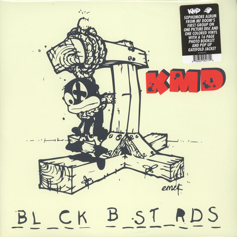 KMD - Black Bastards Deluxe Edition