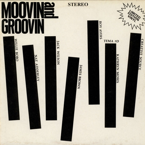 V.A. - Moovin And Groovin