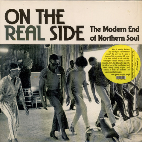 V.A. - On The Real Side - The Modern End Of Northern Soul