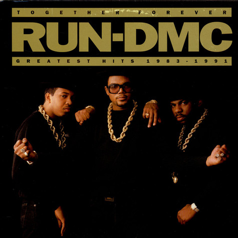 Run-DMC - Together Forever - Greatest Hits 1983 - 1991