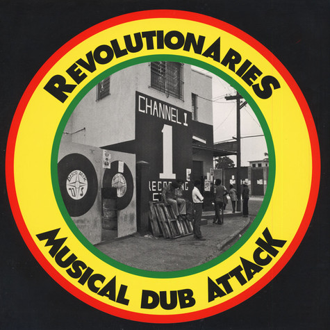 Revolutionairies - Musical Dub Attack