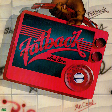 Fatback Band, The - Hot Box