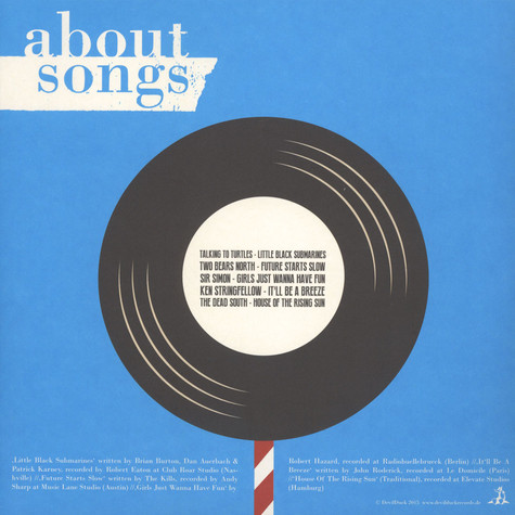 V.A. - About Songs & Books Volume 1