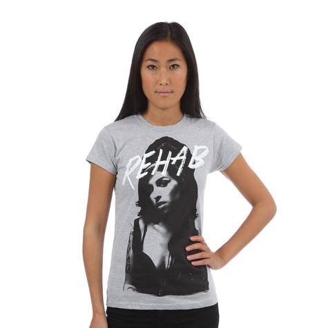 Amy Winehouse - Rehab Women T-Shirt
