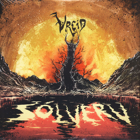 Vreid - Solverv Black Vinyl Edition