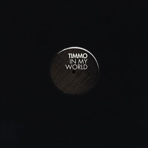 Timmo - In My World