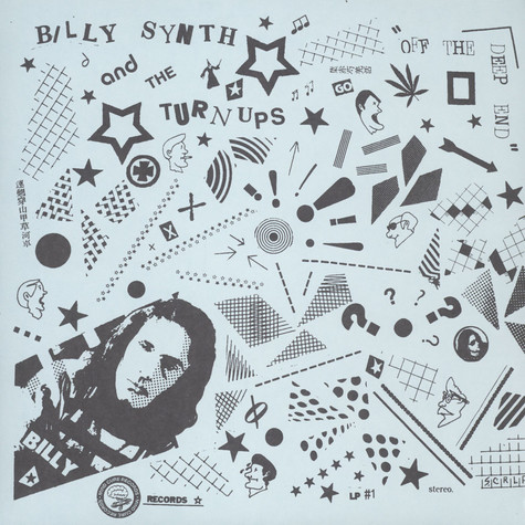 Billy Synth - Off The Deep End