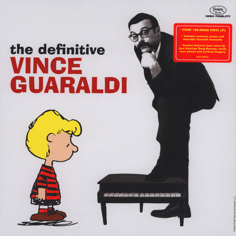 Vince Guaraldi - Definitive Vince Guaraldi Box