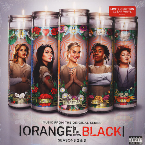 V.A. - OST Orange Is The New Black Seasons 2 & 3