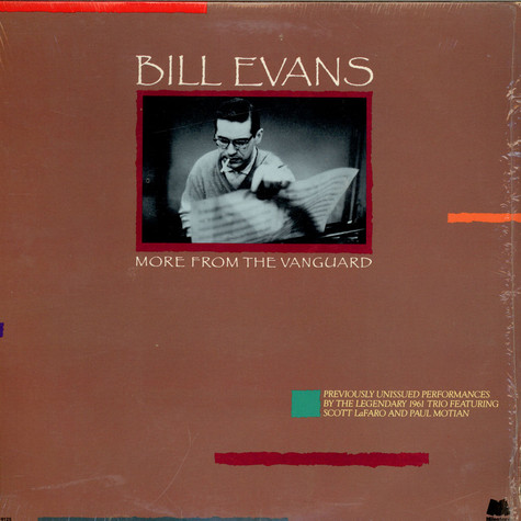 Bill Evans - More From The Vanguard