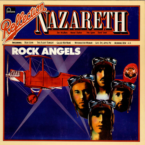 Nazareth - Reflection - Rock Angels