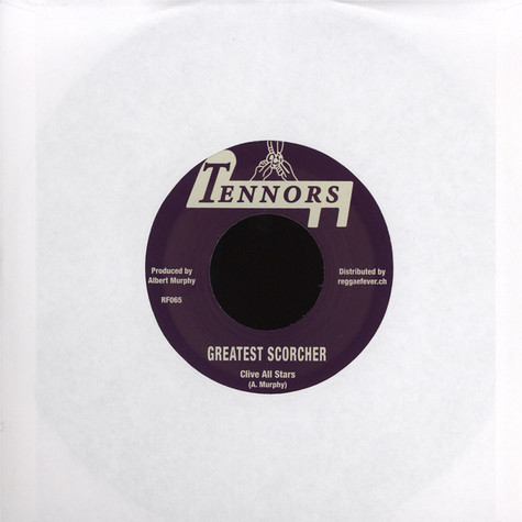 Inspirations / Clive All Stars - Wonders Of Love / Greatest Scorcher