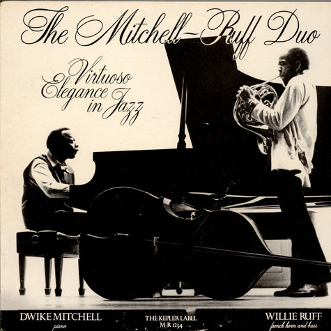 Mitchell-Ruff Duo, The - Virtuoso Elegance In Jazz