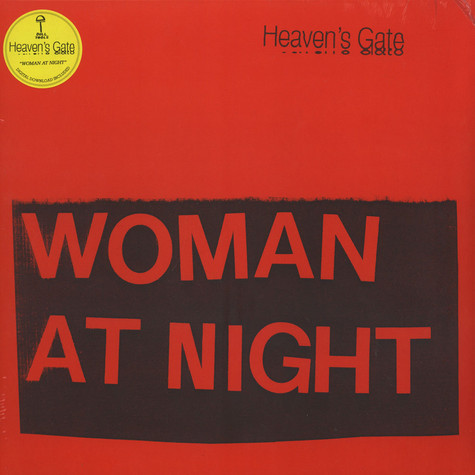 Heaven's Gate - Woman At Night
