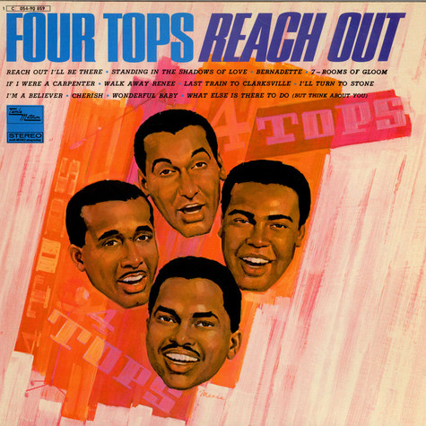 Four Tops, - Reach Out