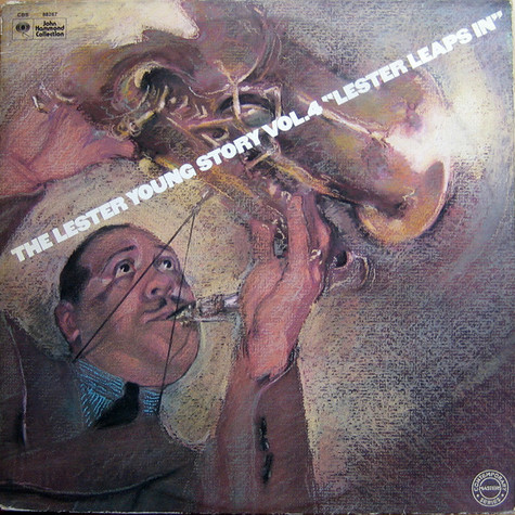 "Lester Young - The Lester Young Story Vol.4 ""Lester Leaps In"""