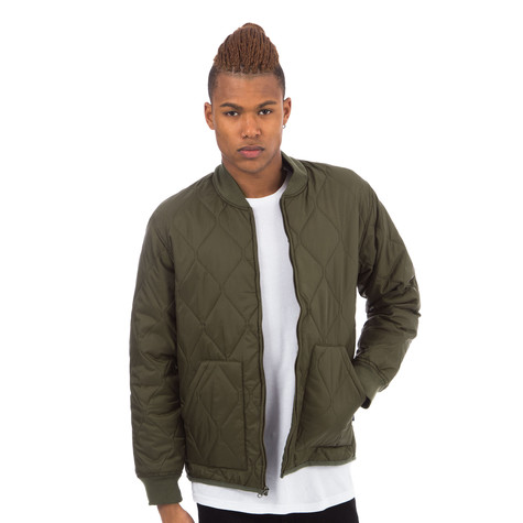 Stüssy - Quilted Military Jacket