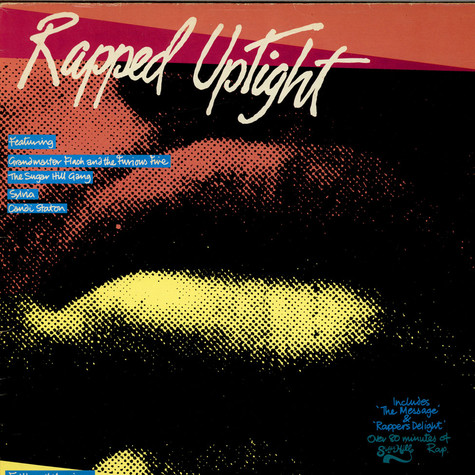 V.A. - Rapped Uptight