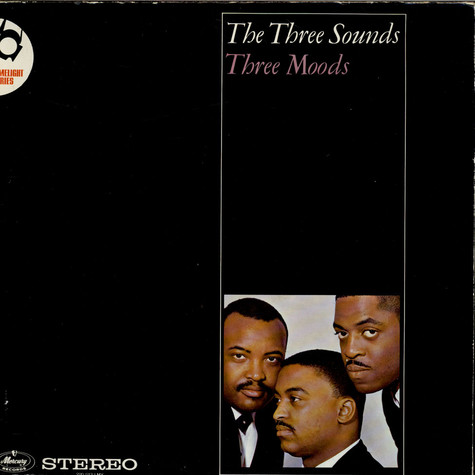 Three Sounds, The - Three Moods