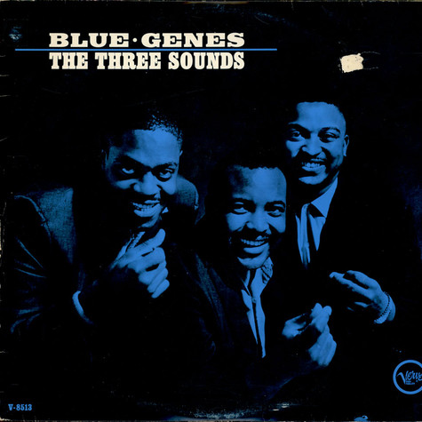 Three Sounds, The - Blue Genes