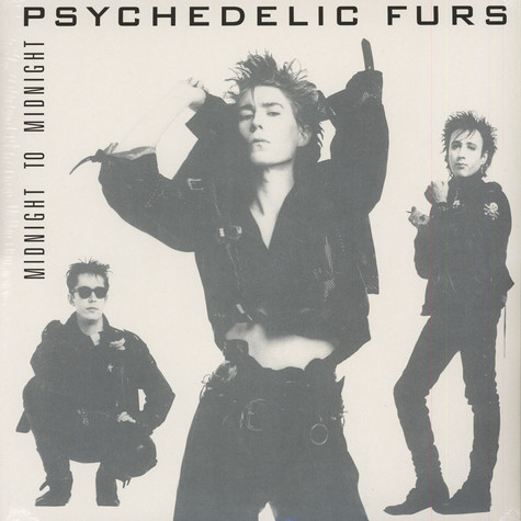 Psychedelic Furs, The - Midnight To Midnight