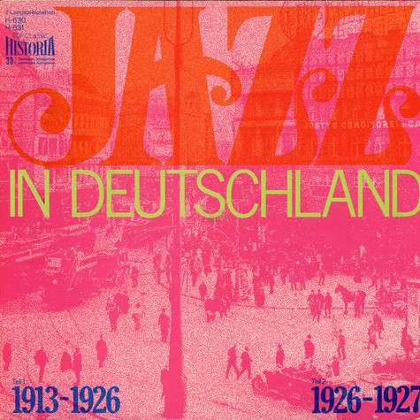 V.A. - Jazz In Deutschland
