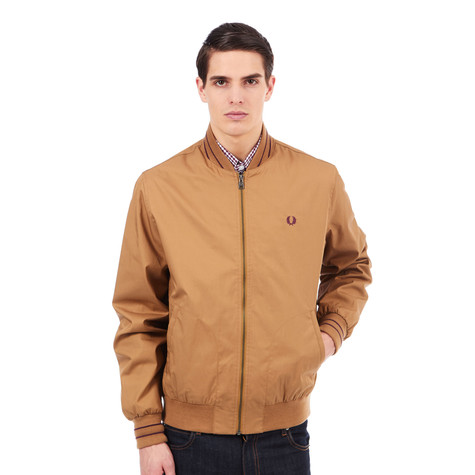 Fred Perry - Tramline Bomber Jacket