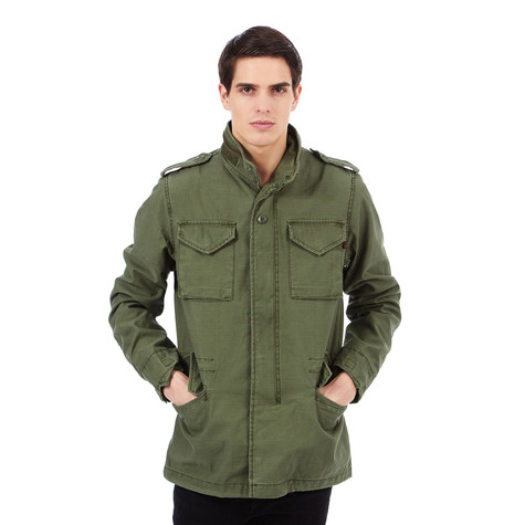 Alpha industries field jacket slim fit