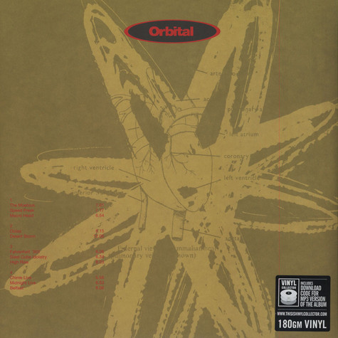 Orbital - Orbital (Green Album)