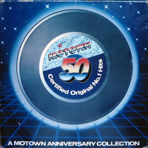 V.A. - A Motown Anniversary Collection