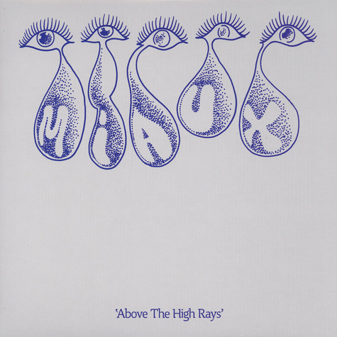 Miaux - Above The High Rays