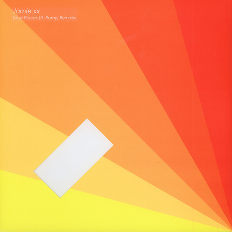 Jamie XX - Loud Places Feat. Romy Remixes