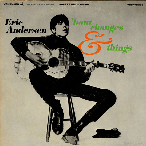 Eric Andersen - 'Bout Changes & Things
