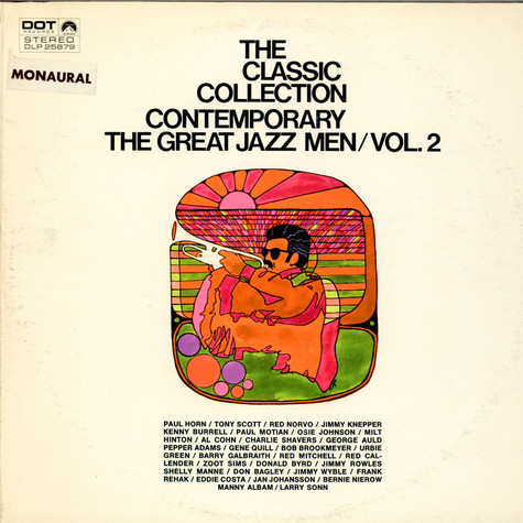 V.A. - The Classic Collection Contemporary-The Great Jazz Men Vol. 2