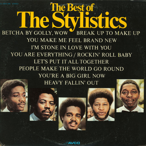 The Stylistics - The Best Of The Stylistics