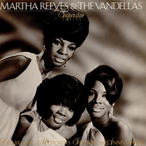 Martha Reeves & The Vandellas - Motown Superstar Series Vol. 11