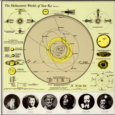The Sun Ra Arkestra - The Heliocentric Worlds Of Sun Ra, Volume 2