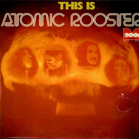 Atomic Rooster - This Is Atomic Rooster