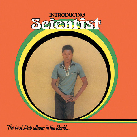 Scientist - Introducing Scientist - The Best Dub Album In The World
