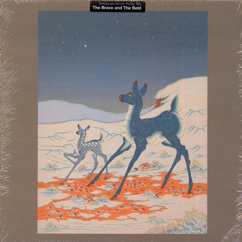 """Tortoise & Bonnie """"Prince"""" Billy - The Brave And The Bold"""