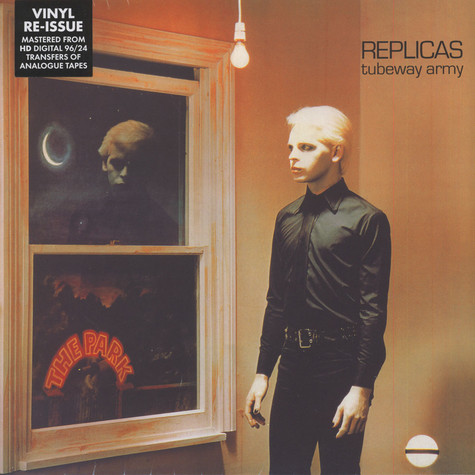 Gary Numan Replicas Vinyl Lp 1979 Uk Reissue Hhv
