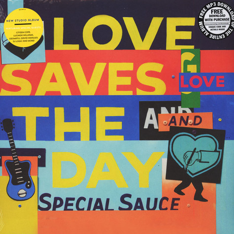 G. Love & Special Sauce - Love Saves The Day