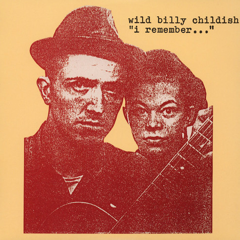 Wild Billy Childish - I Remember