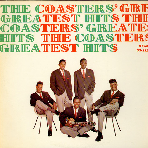 The Coasters, - The Coasters' Greatest Hits