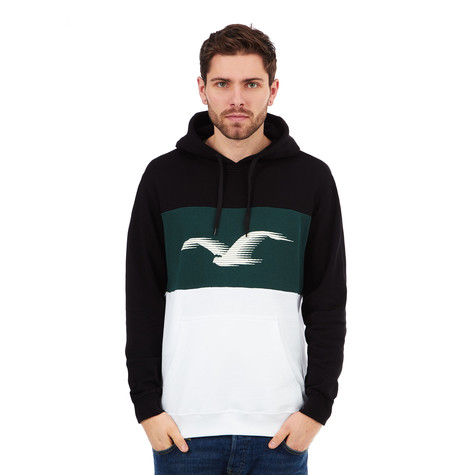 Cleptomanicx - Block Hooded Sweater
