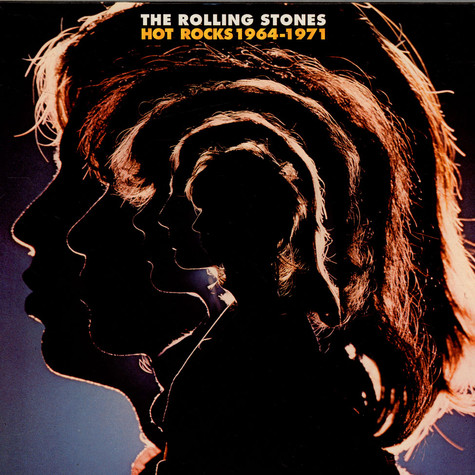 The Rolling Stones - Hot Rocks 1964-1971, RM