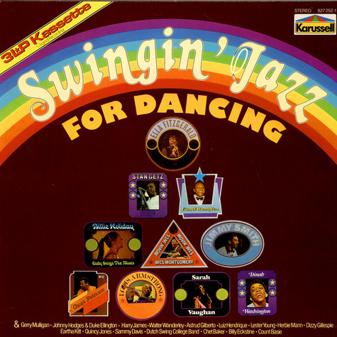 V.A. - Swingin' Jazz For Dancing