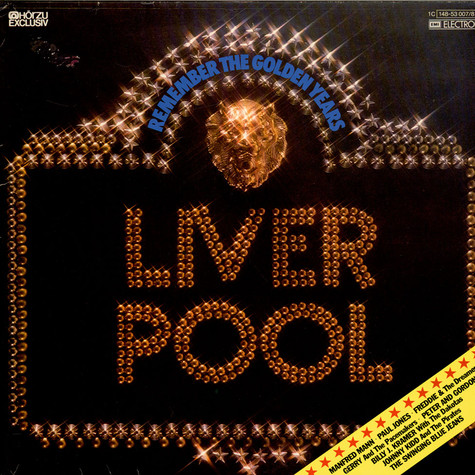 V.A. - Remember The Golden Years - Liverpool