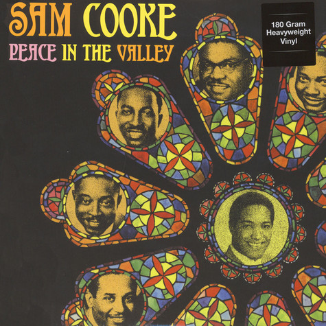 Sam Cooke - Peace In The Valley 180g Vinyl Edition