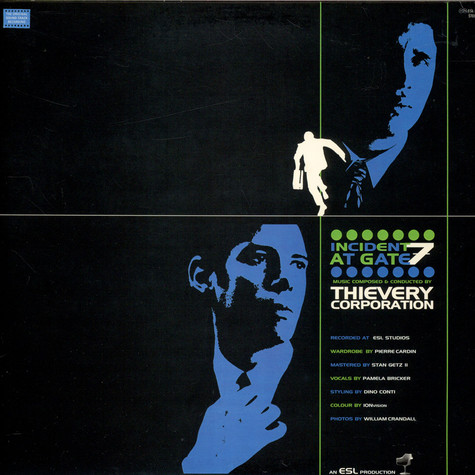 Thievery Corporation - Incident At Gate 7